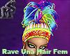 Rave Una Hair Femme
