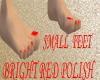 [FCS] Bright Red Polish