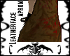 Leatherface Apron