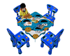 (J) Cookie Monster Table