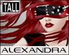 Alexandra Avatar [Tall]
