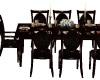 ELEGANT  DINNING TABLE