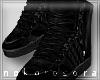 n| Leather Kicks Black