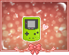.  Green Gameboy Color.