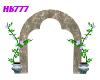 HB777 CBW PlanterArchway