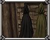 ~E- Hanging Black Cloak