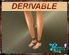 BB-Sunny Sandals DER
