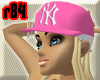 [r84] Pink NY Cap3 Blond