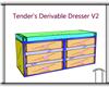 Derivable Low Dresser V2
