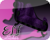 Purple Loung Sofa-ELF