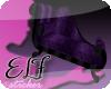 Purple Loung Sofa-ELF