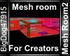 [BD] Mesh Room 2