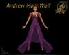 Fashion Lace GA Purple