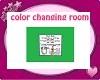 HPS Color change room