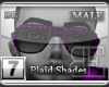 [BE]PurplePlaid|Shades M