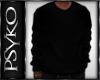PB Black sweater