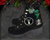 *E* Alien Patch Boots