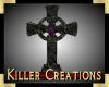 (Y71) Gothic Cross