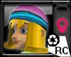 RC Leet Pasta Bowl Hair