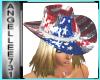 USA SEQUINS MATCH HAT