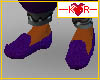 Gerudo - Purple G Shoes