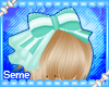 S; Tea Time! Hair Bow V2