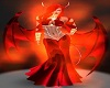 REd Dress Halloween