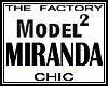 TF Model Miranda 2 Chic