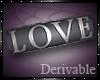 Drv. Love armband
