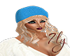[7ly]Blue Hat BlondeHair