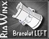 Blue Cuff Brclet LFT