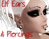Elf Ears+Piercings