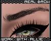 V4NY|RealBrow Black