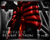 ! Flame Ronin Bottom #F