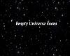 Stars universe room