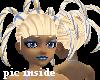 ! Blonde Blue Octopra !