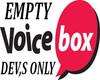 EMPTY VOICE BOX