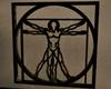 Uomo Vitruviano Da Vinci