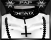 P* Dead Collar Necklace