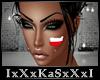 Polska Face Paint ♥
