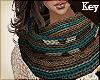 (Key)Boho scarf 1