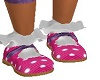 kids baby shoes pink