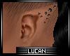 Elf Ear+PVC piercings F