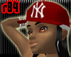 [r84] Red NY Cap1 BlkH
