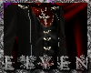 ELVEN Redstorm Cloak (M)