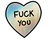 F*ck You Animated Heart