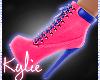 Retro Brights Boots