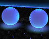 •Sphere neon seats