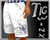 White Eagle Shorts