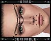 0 | Facial Piercings | M